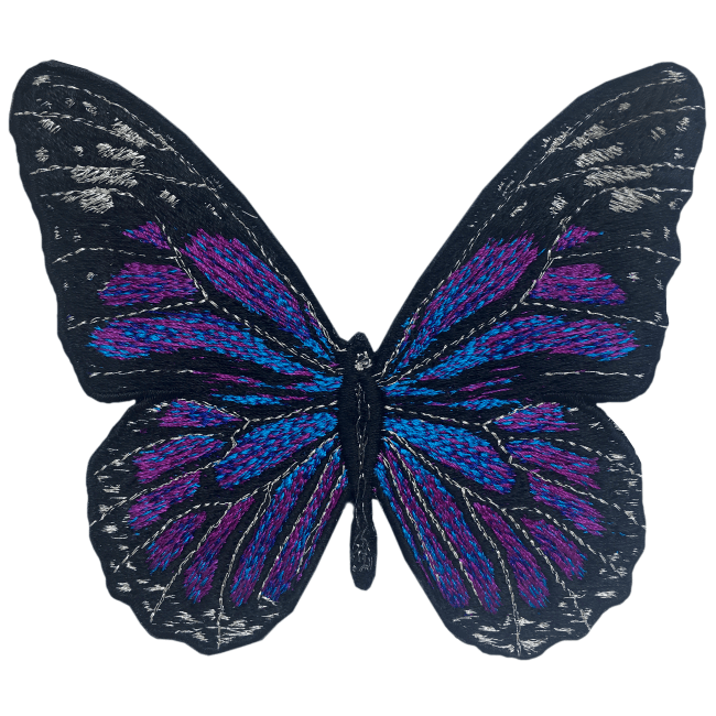 LABEL SCHMETTERLING