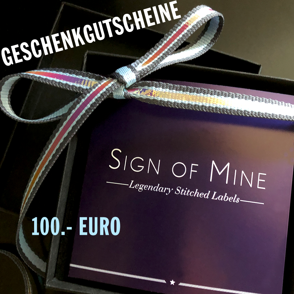 Geschenkgutschein 100€