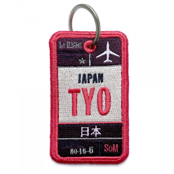 Schlüsselanhänger TOKYO