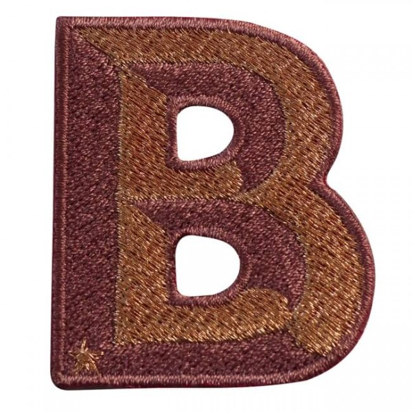 Label SINGLE LETTER · COPPER