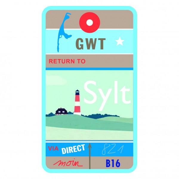 Sticker SYLT