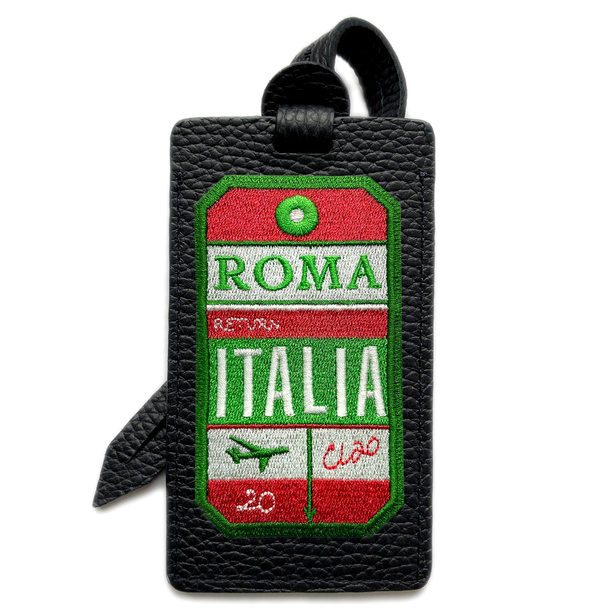 Gepäckanhänger ITALIA