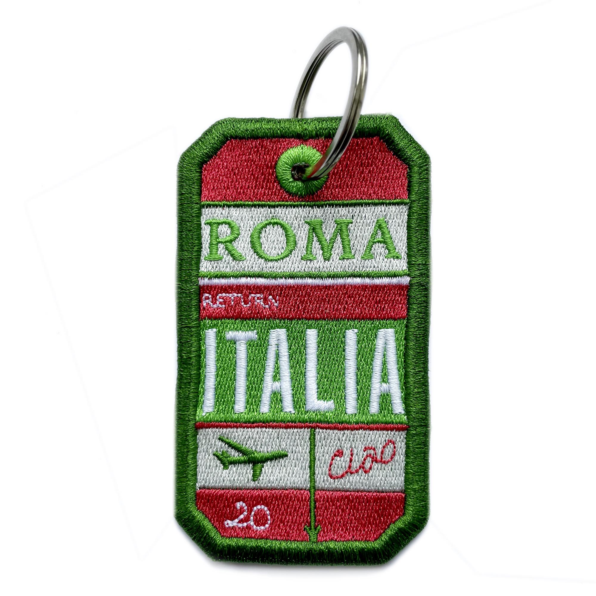 Schlüsselanhänger ITALIA