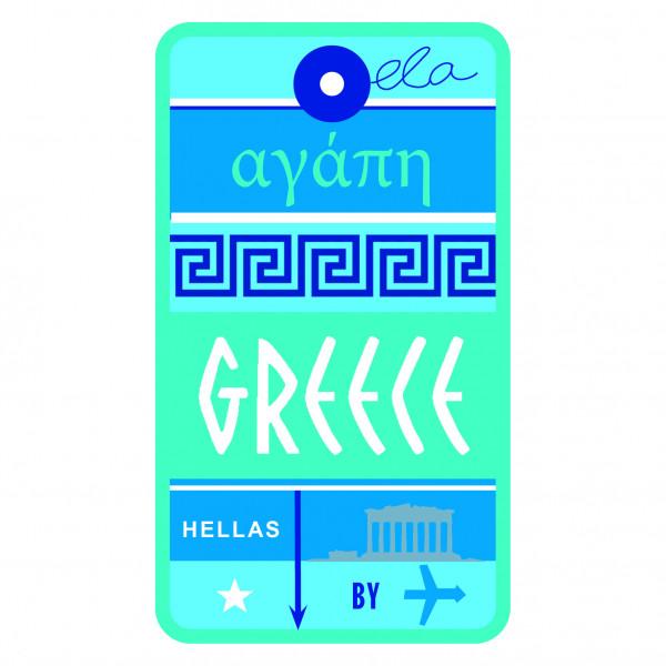 Sticker GREECE