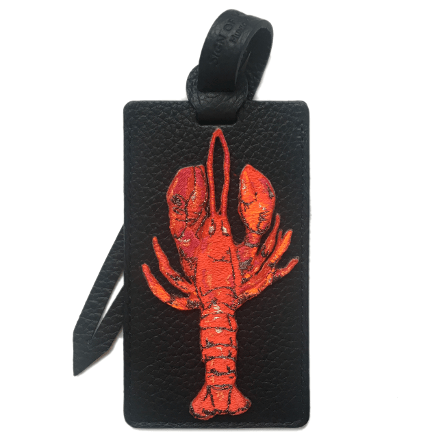 Luggage tag LOBSTER