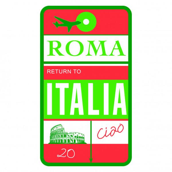 Sticker ITALIA