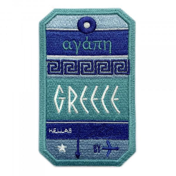 Label GREECE