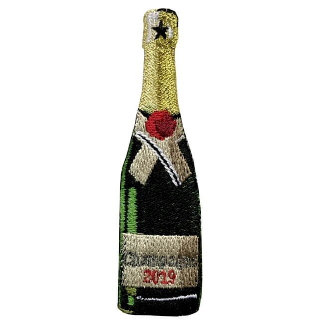 LABEL CHAMPAGNE