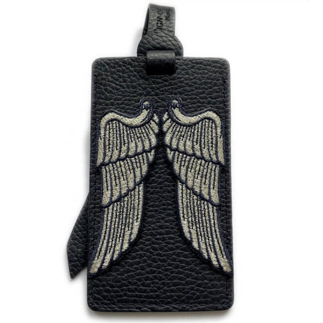 luggage tag WINGS