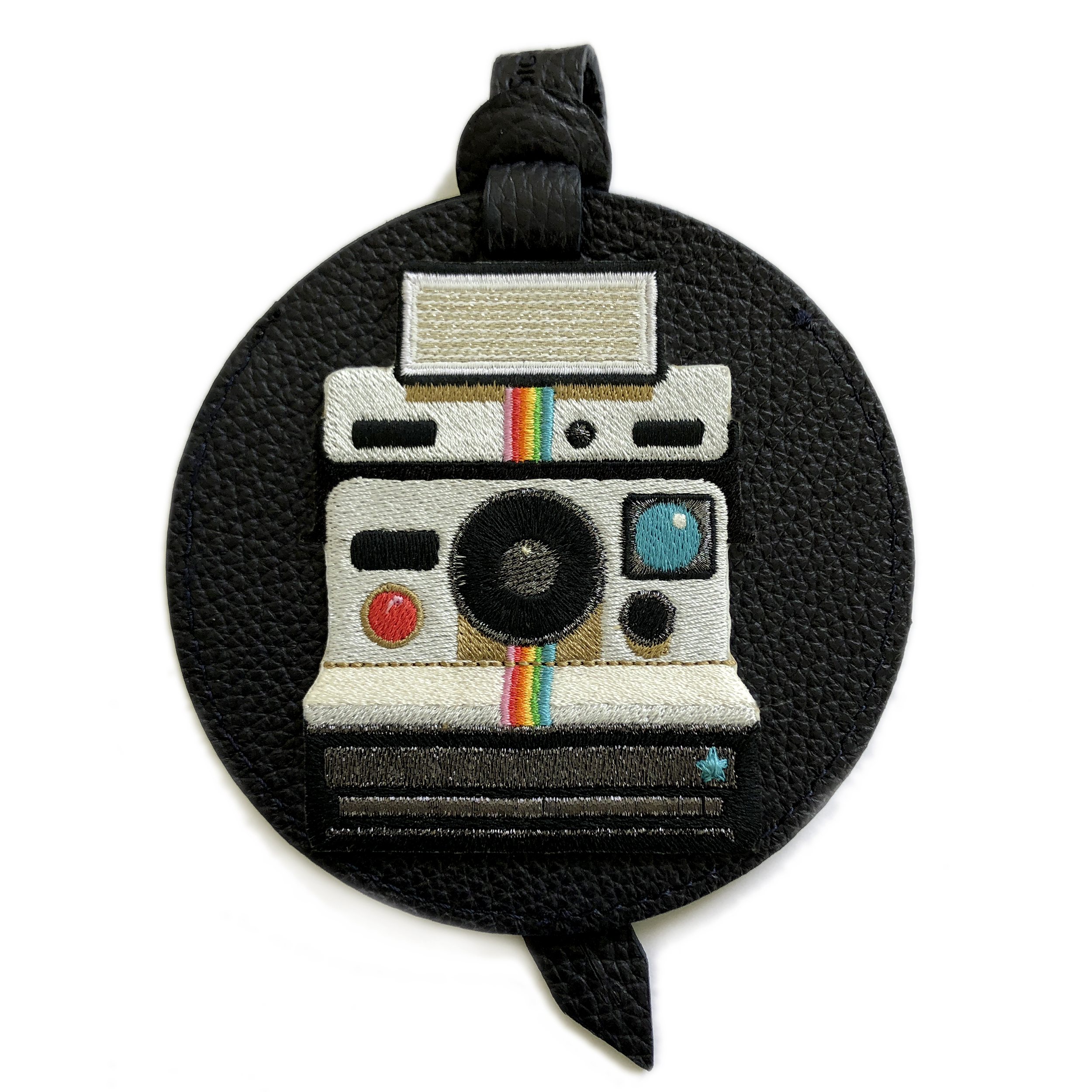 Luggage tag POLAROID