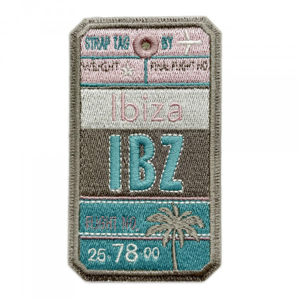 Label IBIZA