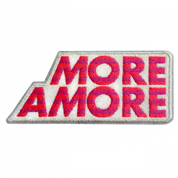 Patch MORE AMORE