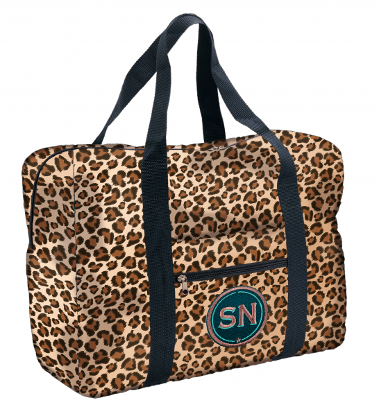 Easy Travel Bag LEO mit Initialen-Patch