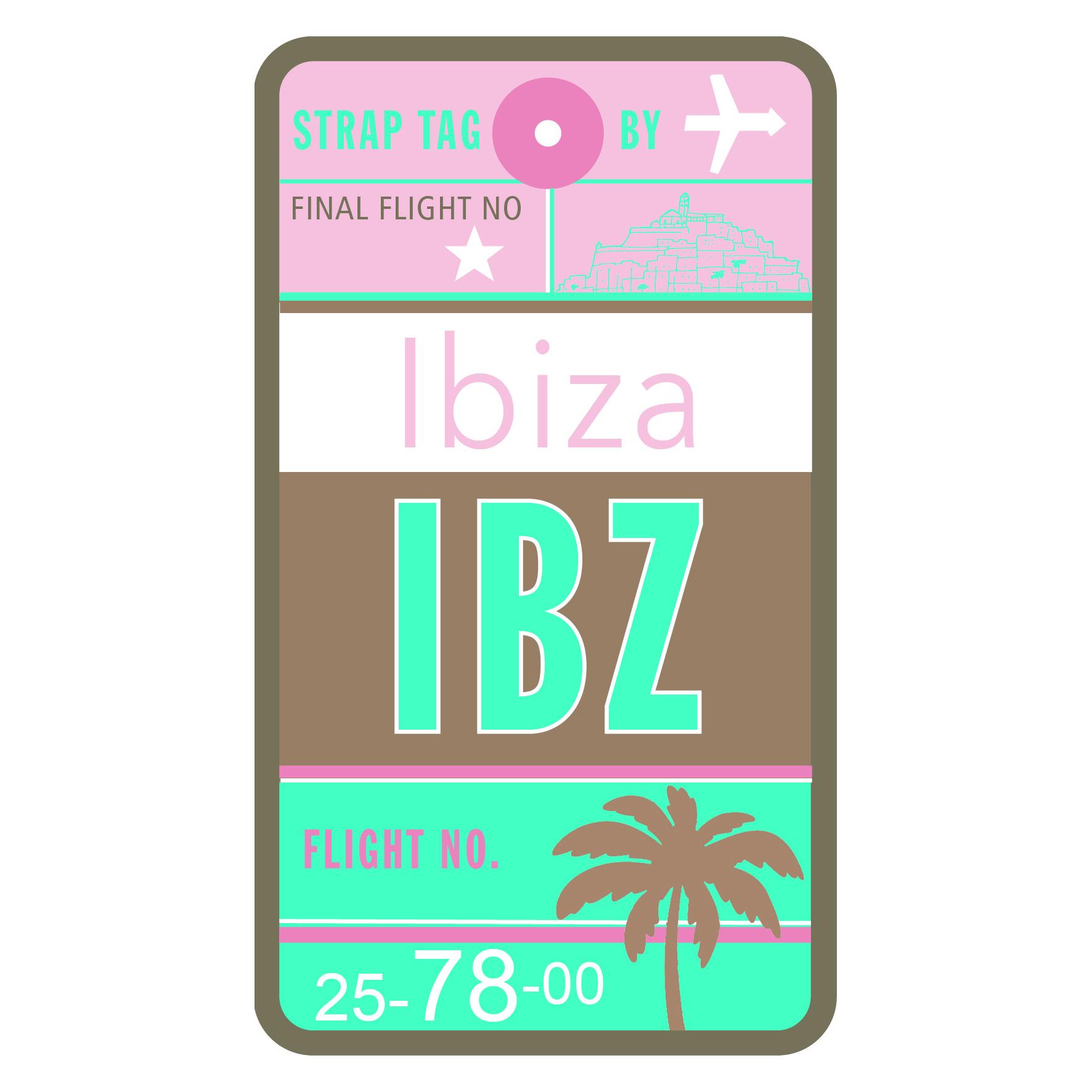 Sticker IBIZA
